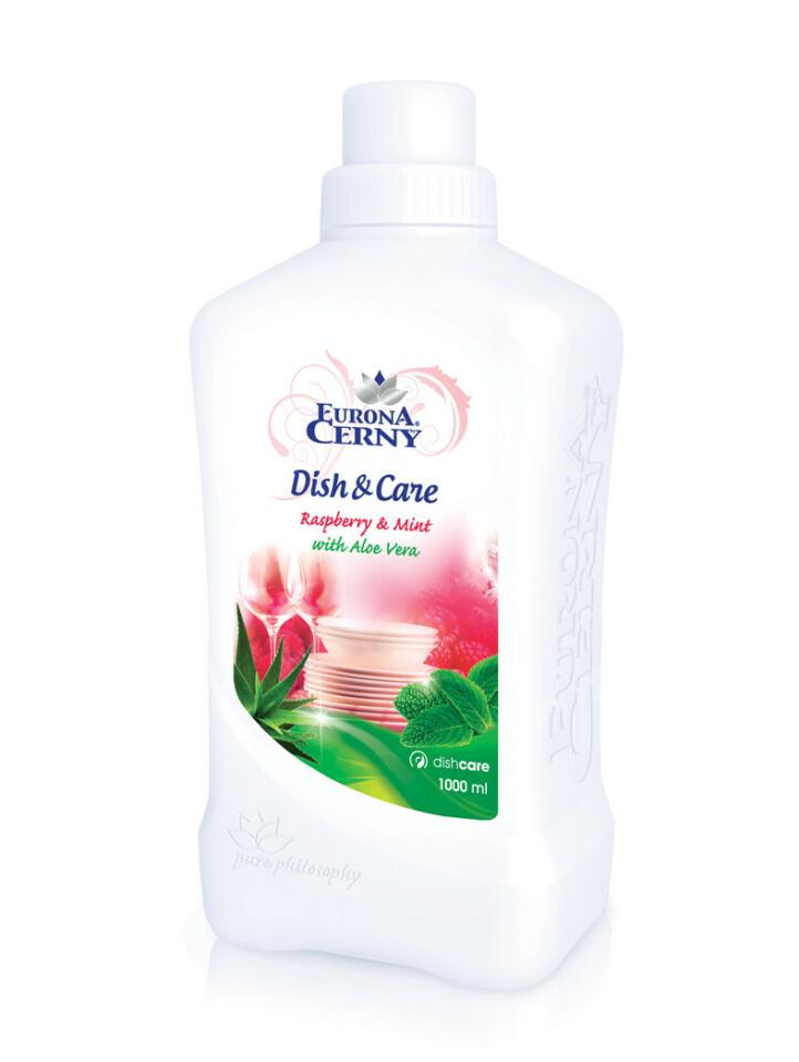 Gel na ruční mytí nádobí s Aloe vera